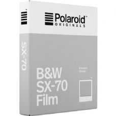 Polaroid Originals SX70 B&W Film